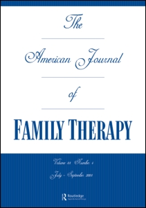 American Journal of Family Therapy